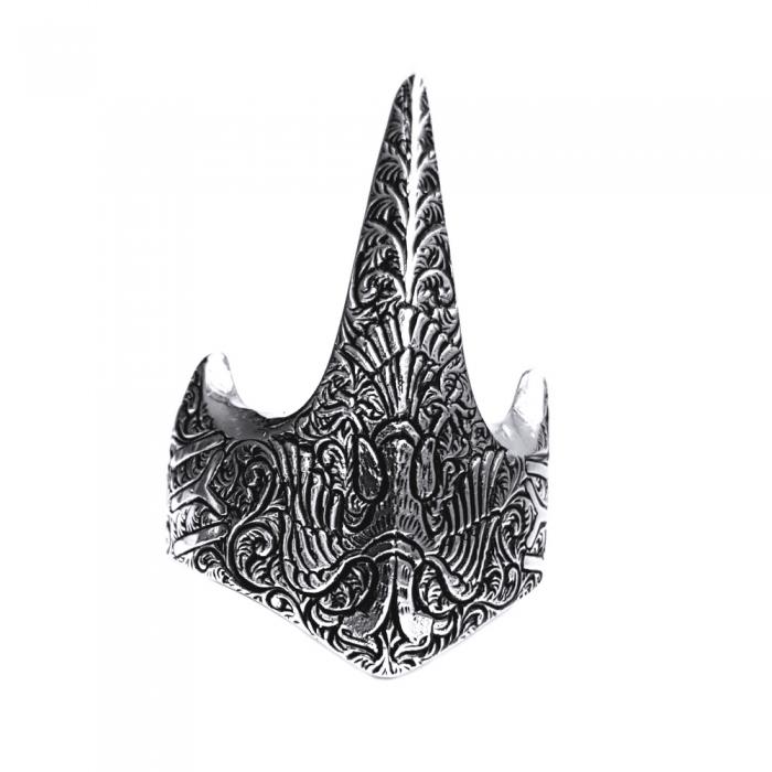 Inel argint 925 viking 0
