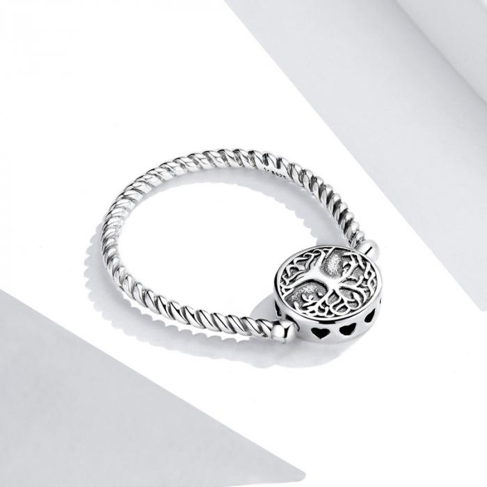 Inel argint cu copacul vietii [5]