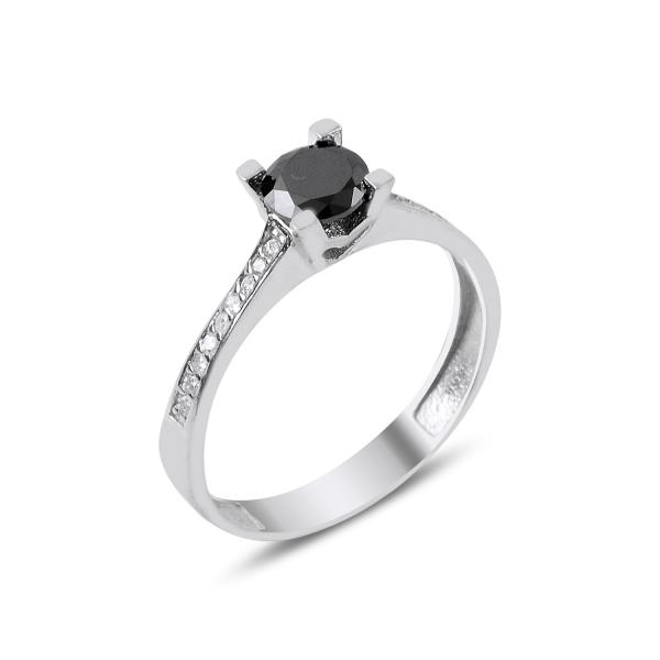 Inel argint cu zirconii [0]