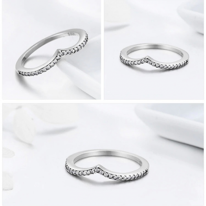 Inel argint picatura cu zirconii [1]