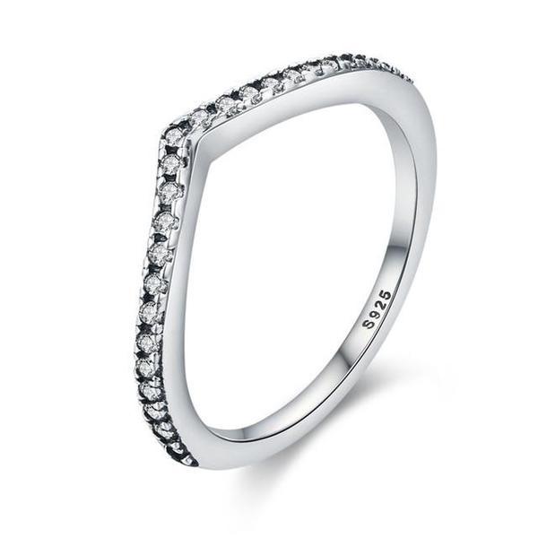 Inel argint picatura cu zirconii [0]