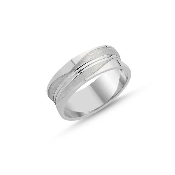 Inel argint tip verigheta simpla [0]