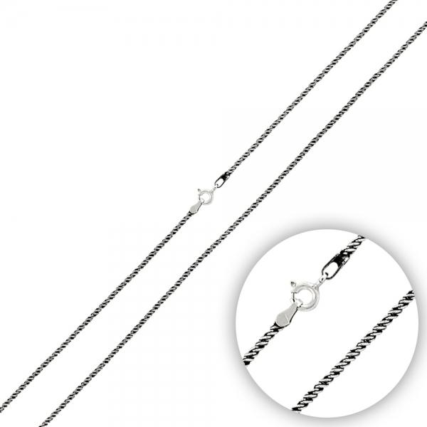 Lant argint 925, 60 cm lungime si 1 mm grosime - LTU0047 0