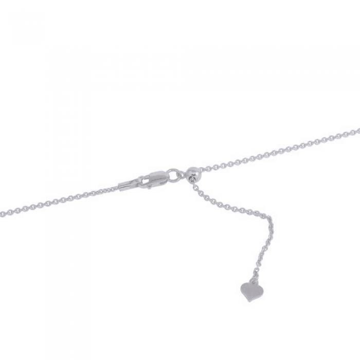 Lant din argint 925 reglabil 61 cm LSX0137 1