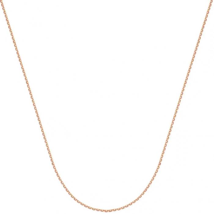 Lant argint Forzentina placat cu aur roz [1]
