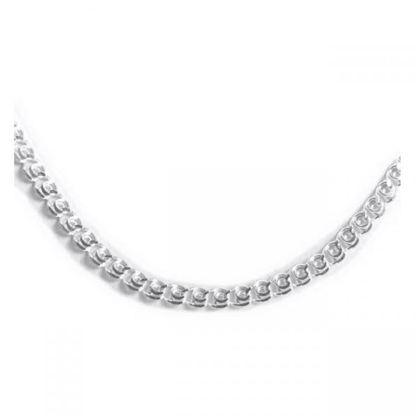 Lant elegant din argint 925 50 cm [0]