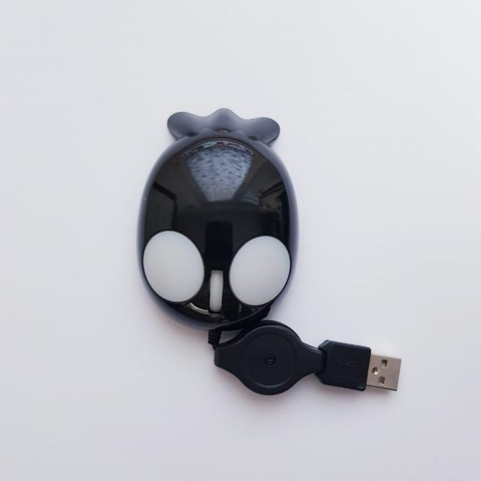 Mouse funny optic mini - in forma de pestisor 0