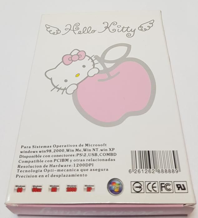 Mouse funny optic mini pisicuta haioasa 3