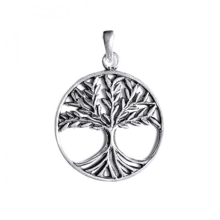 Pandant argint 925 cu Copacul Vietii 0