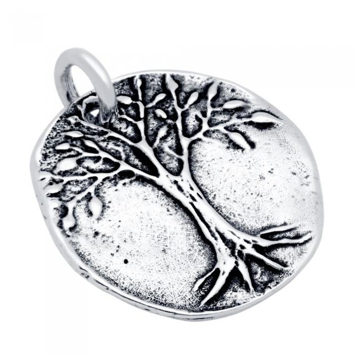 Pandantiv argint 925 cu copacul vietii - Be Nature PSX0626 1