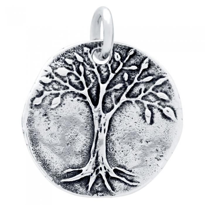 Pandantiv argint 925 cu copacul vietii - Be Nature PSX0626 0