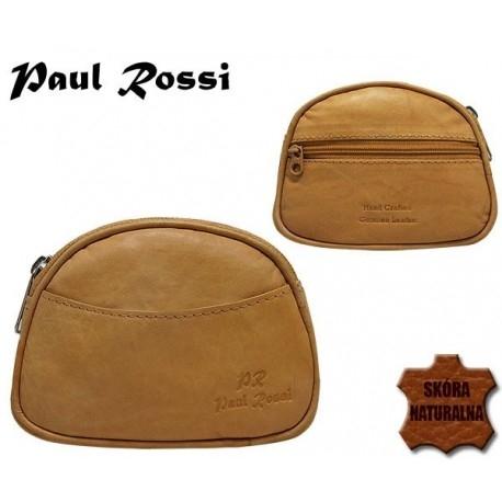 Portchei maron mare cu 2 compartimente Paul Rossi PCH34 Maron 1