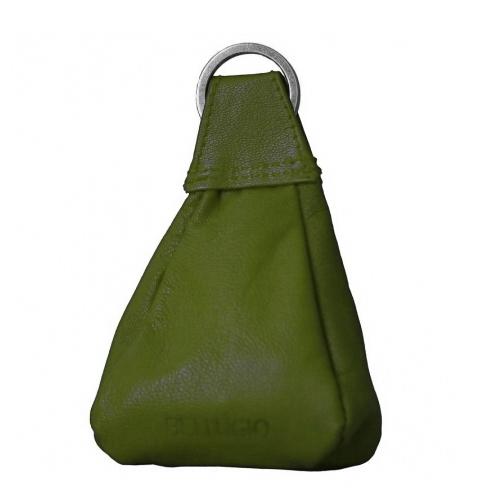 Portchei piele naturala Bellugio PCH500 Verde 0