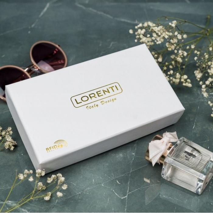 Portofel de lux pentru dama din piele naturala PORTG005 model sarpe 4