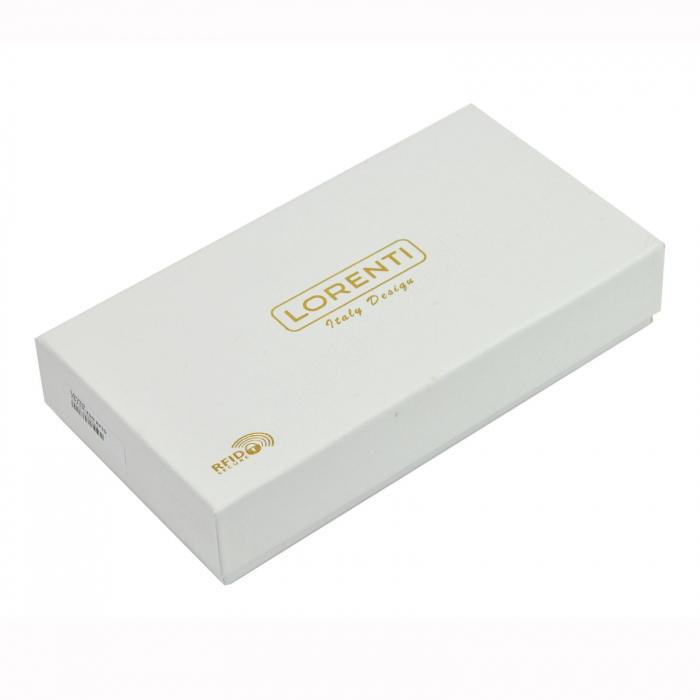 Portofel de lux pentru dama din piele naturala PORTG005 model sarpe 1