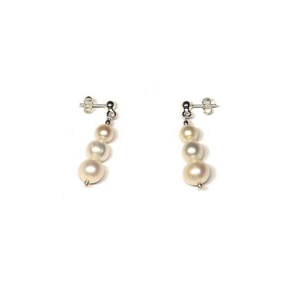 Set argint 925 cu perle 2