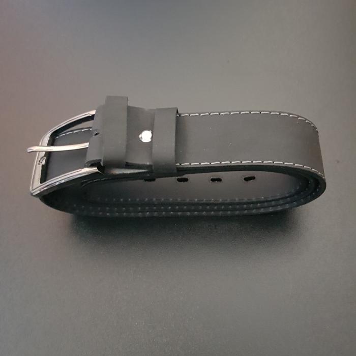 Set cadou barbati Wild BuffalO, portofel si curea din piele naturala, PORMG900 22