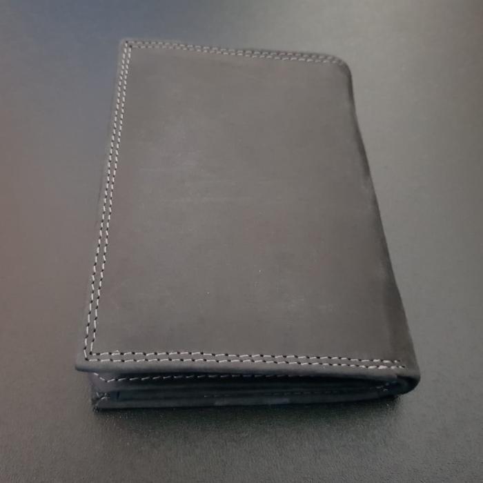 Set cadou barbati Wild BuffalO, portofel si curea din piele naturala, PORMG900 19
