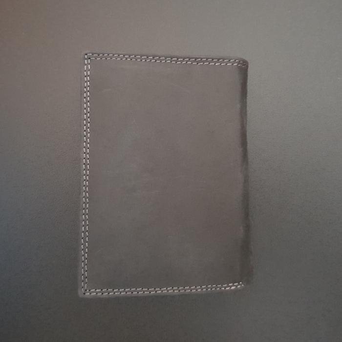 Set cadou barbati Wild BuffalO, portofel si curea din piele naturala, PORMG900 7