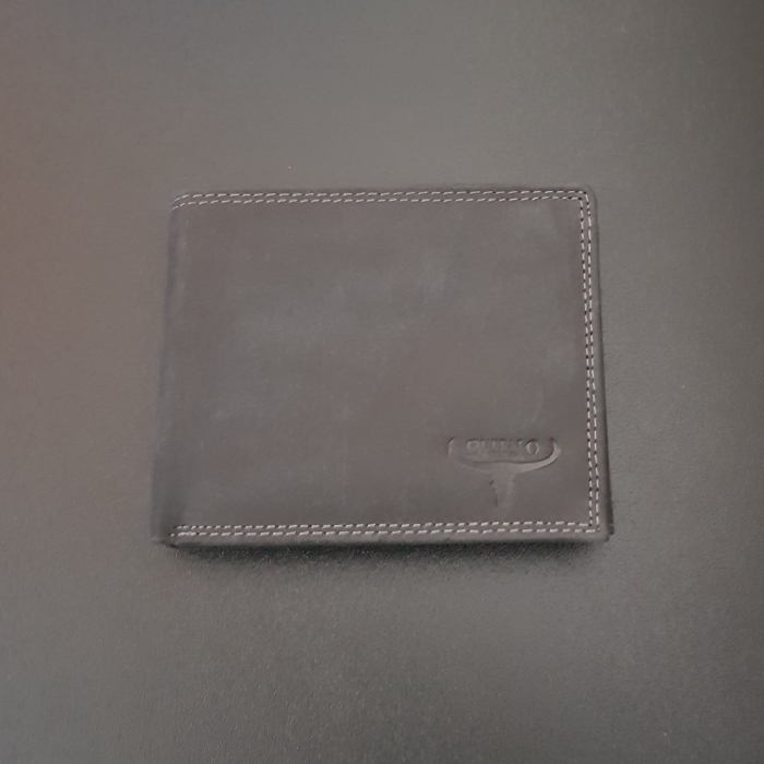Set cadou barbati Wild BuffalO, portofel si curea din piele naturala, PORMG902 24