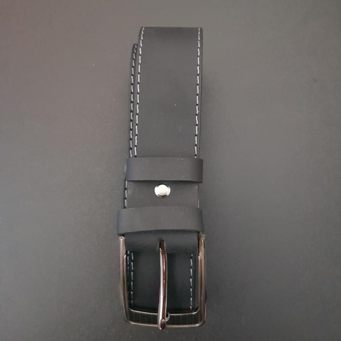 Set cadou barbati Wild BuffalO, portofel si curea din piele naturala, PORMG902 17