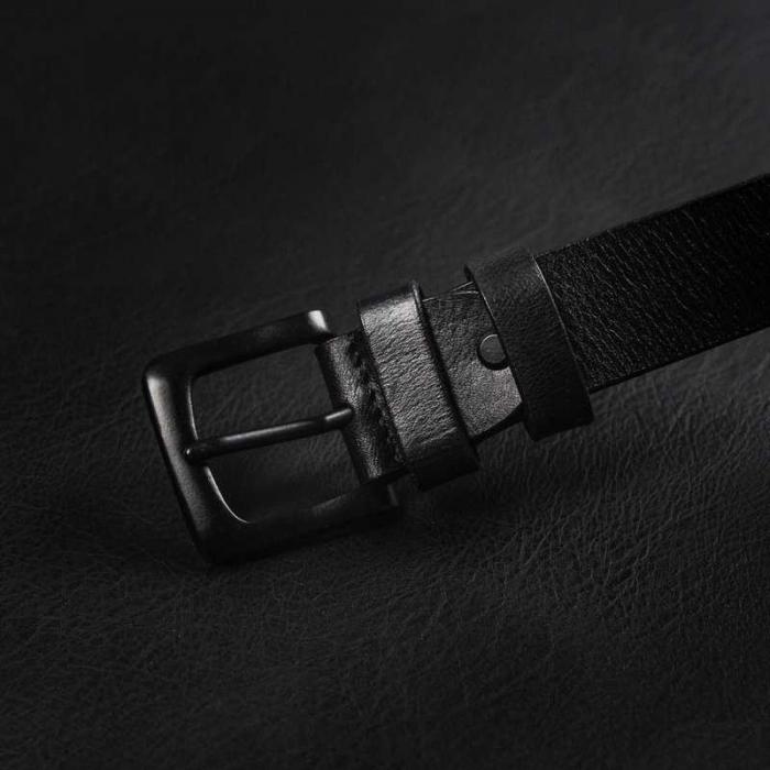 Set cadou barbati, portofel si curea din piele naturala, Rovicky, PORMG905, cu RFID 13