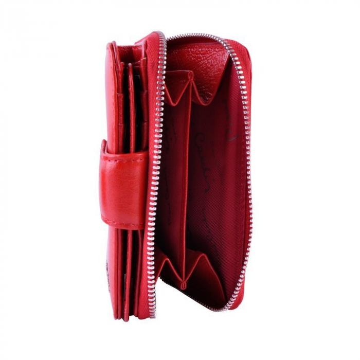 Set cadou dama Pierre Cardin, portofel si curea din piele naturala, PORMG1000 [7]