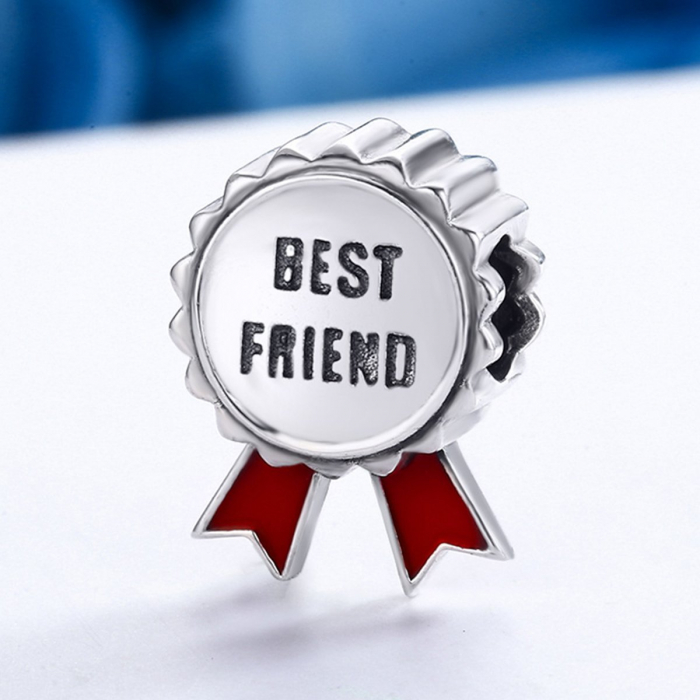 Talisman argint Best Friend 5