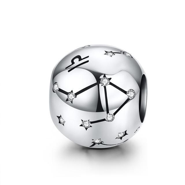 Talisman argint zodia Balanta [0]