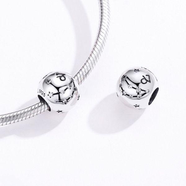 Talisman argint zodia Capricorn [2]