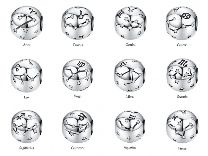 Talisman argint zodia Sagetator [3]