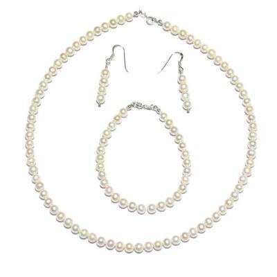 Bratara eleganta cu perle naturale si argint1