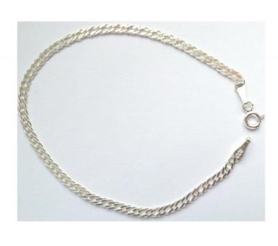 Bratara eleganta din argint 925 model lant rambo BRA01212