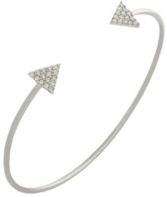 Bratara eleganta din argint 925 rodiat cu zirconii0