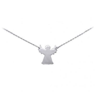 Colier argint 925 cu ingeras - Be Spiritual