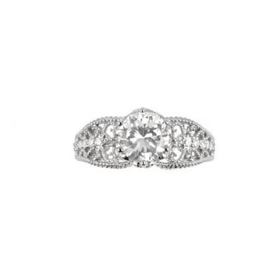 Inel argint 925 elegant cu zirconii [1]