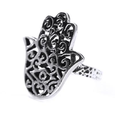 Inel argint 925 mana lui Fatima [0]