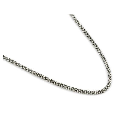 Lant argint 925 60 cm model coreana 2.4 mm grosime0