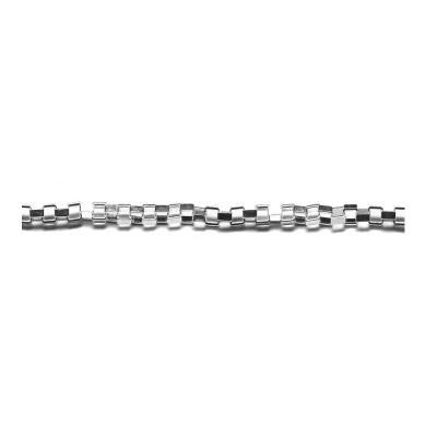 Lant argint 925 cu zale dreptunghiulare1