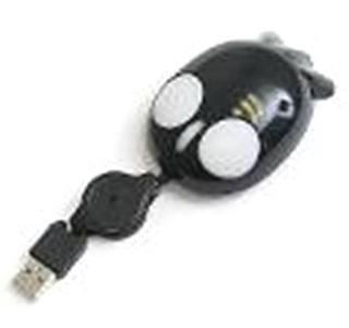 Mouse funny optic mini - in forma de pestisor