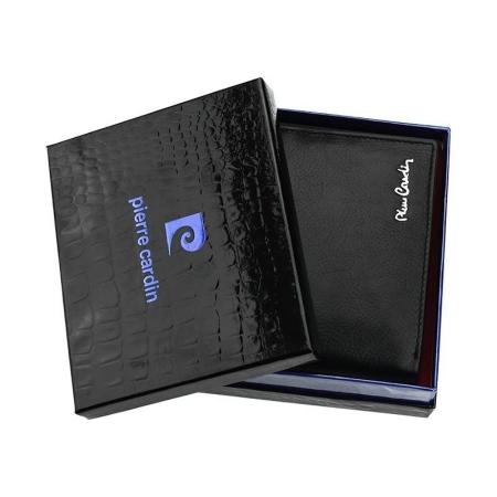 Portofel barbatesc de lux din piele naturala PORM300 cu protectie RFID1