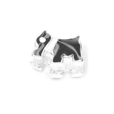 Pandant argint 925 catel pentru bratara tip charm catel0