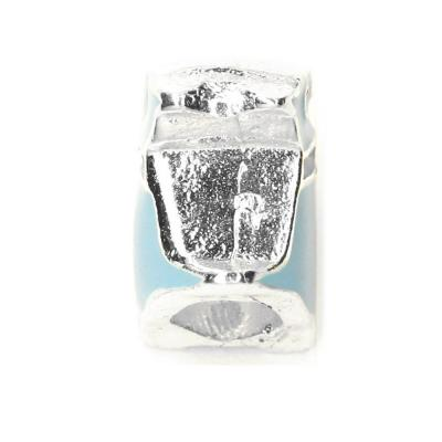 Pandant argint 925 catel pentru bratara tip charm catel1