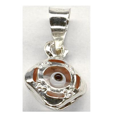 Pandant argint 925 cu Ochiul lui Horus0