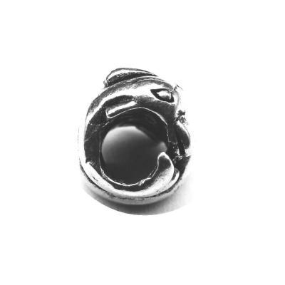 Pandant argint 925 delfin pentru bratara tip charm1