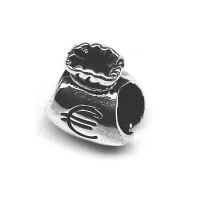 Pandant argint 925 gentuta pentru bratara tip charm1