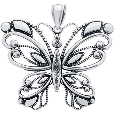 Pandantiv argint 925 fluture1