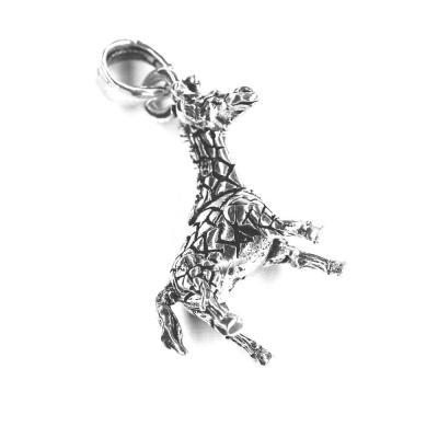Pandantiv argint 925 girafa cu parti mobile1