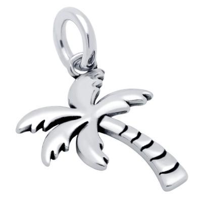 Pandantiv argint 925 in forma de  palmier0