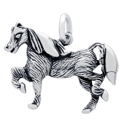 Pandantiv argint 925 in forma de calut1